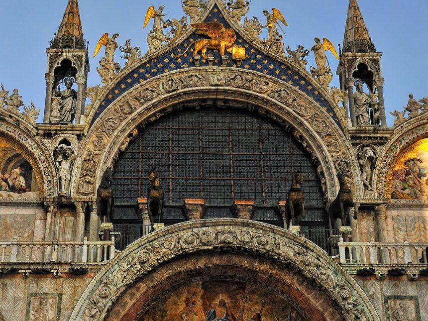 Basilica St Marco at Venice