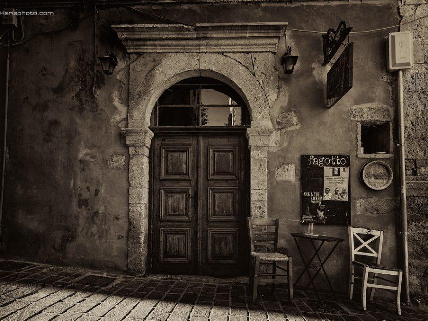 Fagotto bar at old town