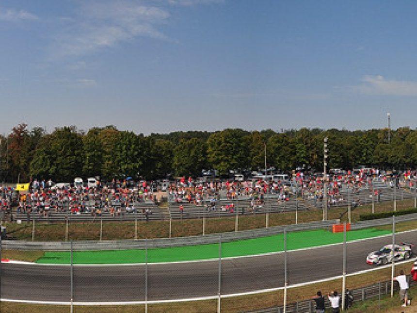 Monza Parabolica F1