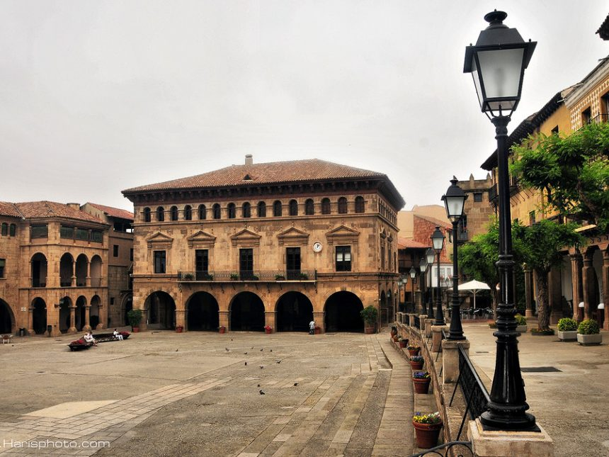 Poble espanyol – Barcelona