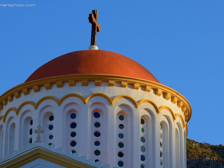 St. George church at Kastellorizo