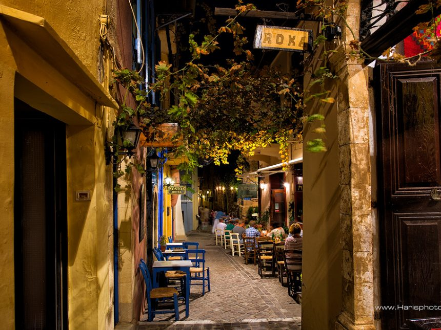 Taverns at old town
