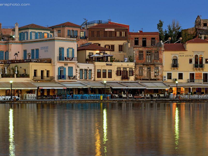 The venetian harbor