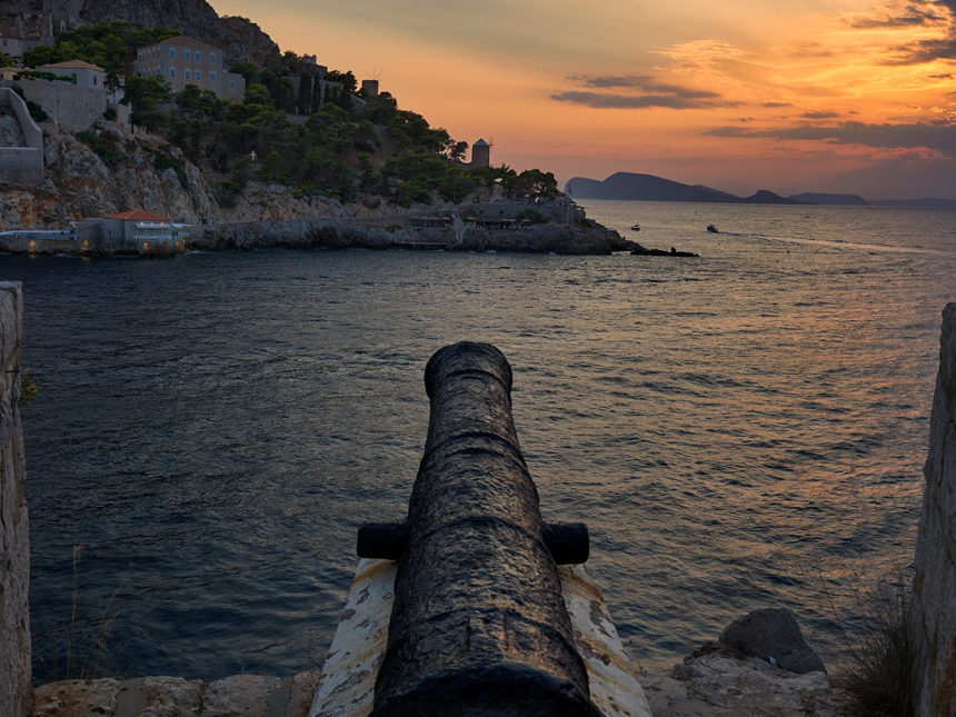 Cannon of Hydra